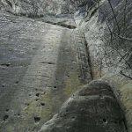 Ferrata Rocca Badolo 1 scala