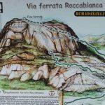 Ferrata Rocca Bianca 11
