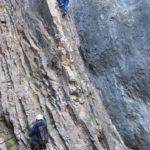 Ferrata Rocca Clarì 12