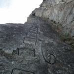 Ferrata Rocca Clarì 14