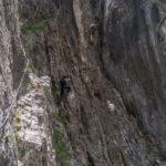 Ferrata Rocca Clarì 20