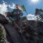 Ferrata Rocca Clarì 30 via ferrata