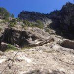 Ferrata Rocca Clarì 40