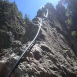 Ferrata Rocca Clarì 9