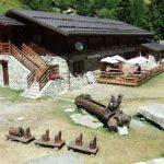 Ferrata Rocca Senghi 10 rifugio melezè