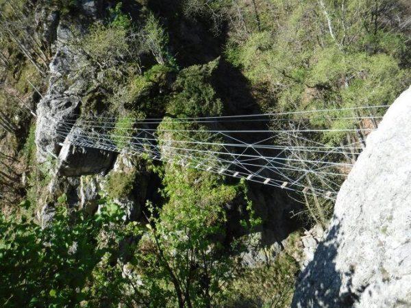 Ferrata Rocca dei Corvi 11