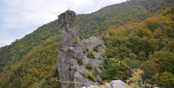 Ferrata Rocca dei Corvi 20