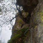 Ferrata Rocca dei Corvi 28