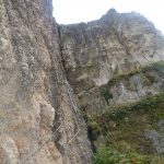 Ferrata Rocca dei Corvi 30