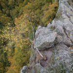 Ferrata Rocca dei Corvi 40