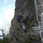 Ferrata Rocca dei Corvi 54