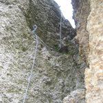 Ferrata Rocca dei Corvi 56