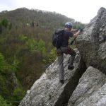 Ferrata Rocca dei Corvi 60