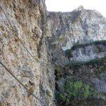 Ferrata Rocca dei Corvi 7