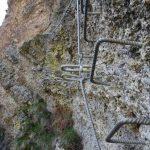 Ferrata Rocca dei Corvi 9