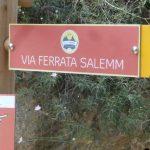 Ferrata Salemm 24 start