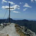 Ferrata Salvtori Pania Drilled 4 cross