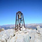 Ferrata Sartor Peralba 4 campana vetta