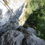 Ferrata Sass Brusai 1