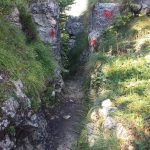 Ferrata Sass Brusai 33