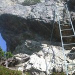 Ferrata Sci Club 18 Scaletta