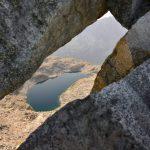 Ferrata Sentiero dei Fiori 19 lago scuro