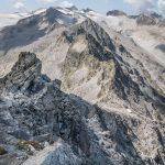 Ferrata Sentiero dei Fiori 45 passo lagoscuro e bivacco lagoscuro