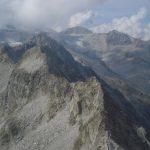 Ferrata Sentiero dei Fiori 54 da cima payer a cima lago ghiacciato