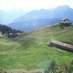 Ferrata Stella Alpina 1 Rifugio Scarpa