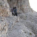 Ferrata Strada degli Alpini Cenge