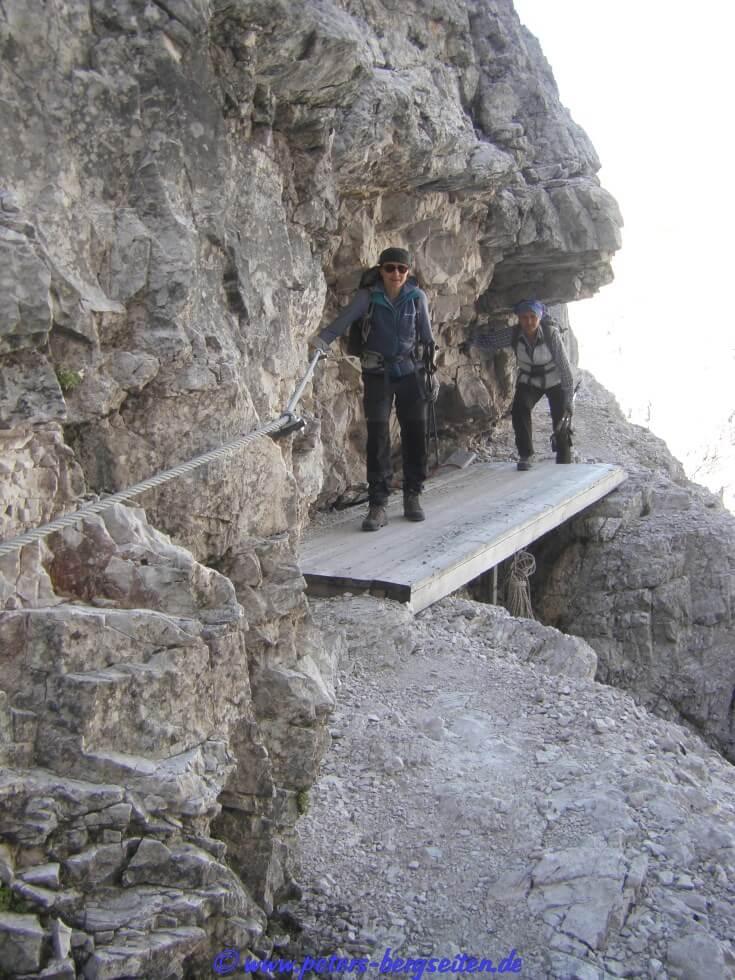 Ferrata Strada degli Alpini Dolomiti di Sesto | Ferrate365