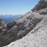 Ferrata Strada degli Alpini Passo Sentinella