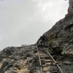 Ferrata Strobel Scala and Stirrups