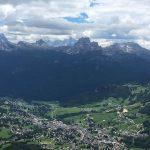 Ferrata Terza Cengia Pomagagnon Cortina