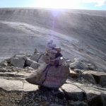 Ferrata Terzulli Adamello 6 ghiacciaio da passo adamello