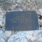 Ferrata Tomaselli Fanes 11 targa