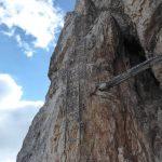 Ferrata Torre Toblin Scalette 11