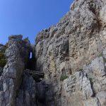 Ferrata Torre Toblin Scalette 2
