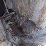 Ferrata Torre Toblin Scalette 2 Staircase