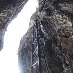 Ferrata Torre Toblin Scalette 2 Scale