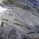 Ferrata Torre Toblin Scalette 5