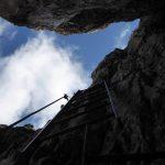 Ferrata Torre Toblin Scalette 9