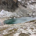 Ferrata Tridentina Pisciadu Lago Pisciadu