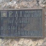 Ferrata Tridentina Pisciadu Targa