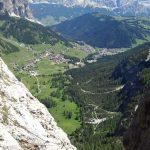 Ferrata Tridentina Pisciadu Val Badia