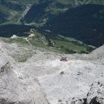 Ferrata Vallon Hut