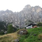 Ferrata Zacchi VII alpine 2
