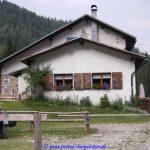Ferrata Zandonella Lunelli Hut