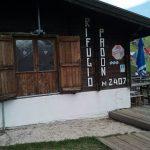 Ferrata delle Trincee Padon hut