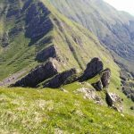 Groppi Camporaghena Monte Alto From Monte Alto to the Passo Pietratagliata